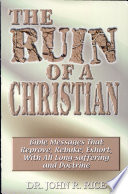 The Ruin of a Christian