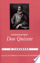 Cervantes' Don Quixote A Casebook