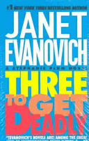 Janet Evanovich Three Thru Six Four book Set