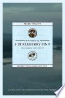 Mark Twain's Adventures of Huckleberry Finn