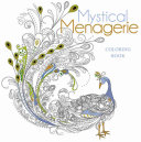 Mystical Menagerie Coloring Book