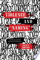 Violence and Naming For Reflecting On The Violence Of Culture History