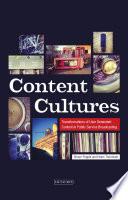 Content Cultures