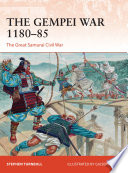 The Gempei War 1180Â?85