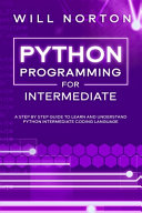Python Programming For Intermediate