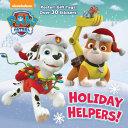 Holiday Helpers   Paw Patrol