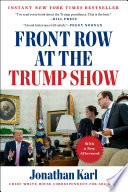 Book Front Row at the Trump Show