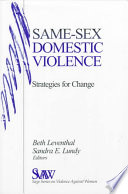 Same Sex Domestic Violence