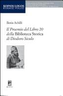 Il proemio del libro 20 della Biblioteca storica di Diodoro Siculo