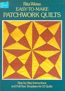 Easy to make Patchwork Quilts