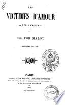 Les victimes d'amour par Hector Malot