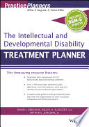 The Intellectual and Developmental Disability Treatment Planner  with DSM 5 Updates