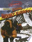 Using Math to Climb Mount Everest