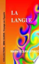 Mini Guide - Voyage en Egypte - La Langue