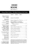 Chicago Medicine
