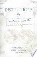 Institutions   Public Law