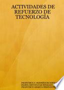 Actividades de Refuerzo de Tecnolog  a