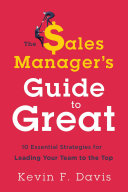 The Sales Manager s Guide to Great