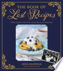 The Book of Lost Recipes Book PDF