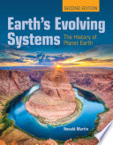Earth S Evolving Systems book