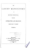 The Ladies  Repository Book PDF
