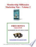 Membership Millionaire eCourse Vol 2