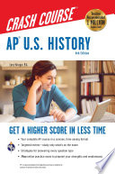 AP   U S  History Crash Course  4th Ed   Book   Online