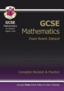 GCSE Maths Edexcel Complete Revision   Practice  with Online Edition    Higher