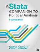 A Stata® Companion to Political Analysis