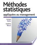 M  thodes statistiques appliqu  es au management
