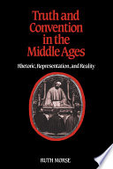 Truth and Convention in the Middle Ages