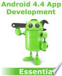 Android 4 4 App Development Essentials