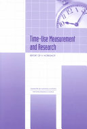Time-Use Measurement and Research