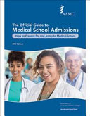 The Official Guide to Medical School Admissions 2017
