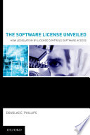 The Software License Unveiled