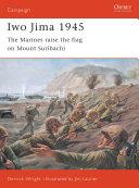 Iwo Jima 1945 War In The Pacific Iwo Jima Was