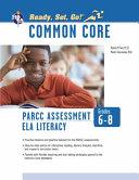 PARCC ELA/Literacy Assessments, Grades 6-8