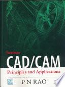 CAD/CAM: PRIN & APPL
