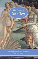 The Poems of Shelley: 1817-1819