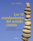 Los 10 mandamientos del sentido común