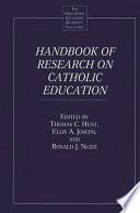 Handbook of Research on Catholic Education