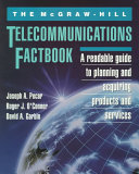 The McGraw Hill Telecommunications Factbook