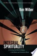 Integral Spirituality book