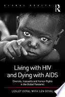 Ebook Living with HIV and Dying with AIDS Epub Lesley Doyal Apps Read Mobile