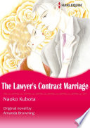 THE LAWYER S CONTRACT MARRIAGE MARRYING HER BILLIONAIRE BOSS Book PDF