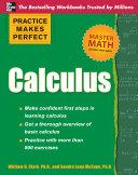 Practice Makes Perfect Calculus Book