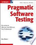 Pragmatic Software Testing