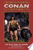 Chronicles of Conan Volume 12  The Beast King of Abombi and Other Stories