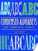 Condensed Alphabets