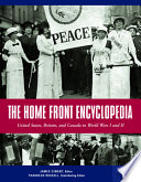 download ebook the home front encyclopedia pdf epub